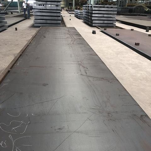 下料q345r钢板现货